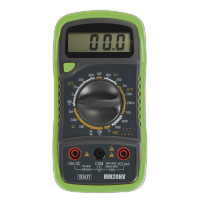 8 Function Digital Multimeter with Thermocouple. MM20HV